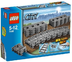 lego city flexible killer curves train