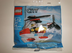 lego city mini figure fire helicopter