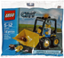 lego city mining dozer sealed minifigure