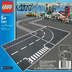 lego city t-junction curves crossroads town
