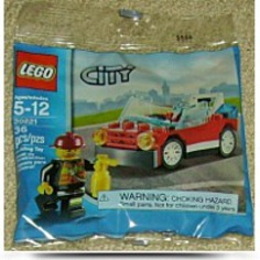 30221 City Fire Car
