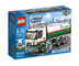 lego city tanker truck pump filled