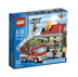 lego city fire emergency build truck