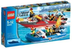lego city fire boat waters sleek