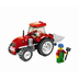 lego city tractor farm busy working