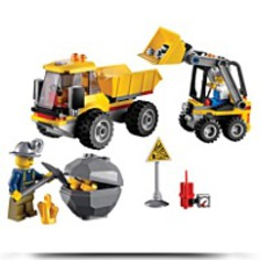 City 4201 Loader And Tipper