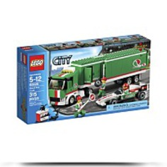City 60025 Grand Prix Truck Toy Building