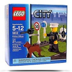 City Set 5612 Exclusive Mini Figure