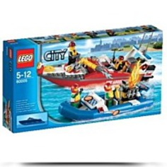 City Set 60005 Fire Boat