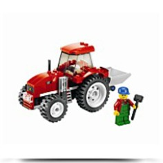 City Set 7634 Tractor Farm City