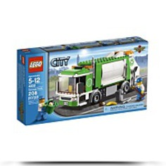 City Town Garbage Truck 4432