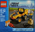 lego city mining quad
