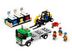 lego city recycling truck includes minifigures