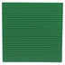 lego green building plate handy base