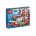 lego city fire station it's peaceful