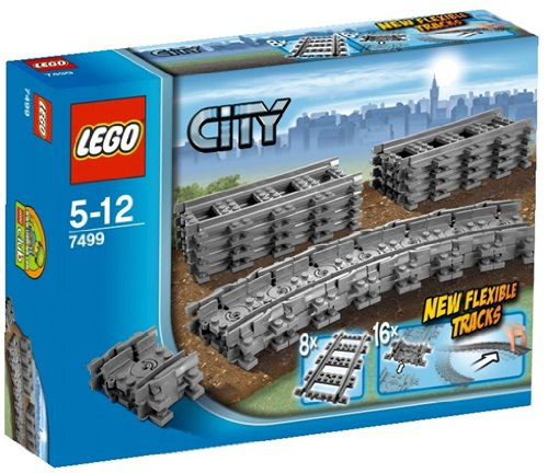City 7499 Flexible Tracks Set