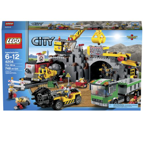 City 4204 The Mine
