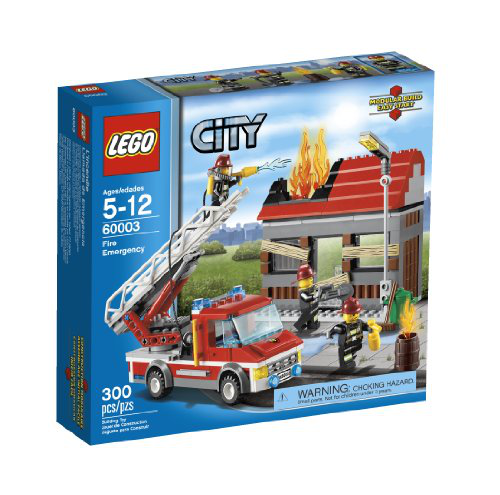 City Fire Emergency 60003