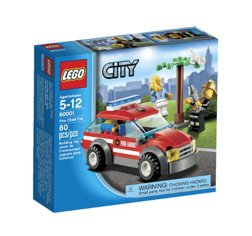 City Fire Chief Car 60001